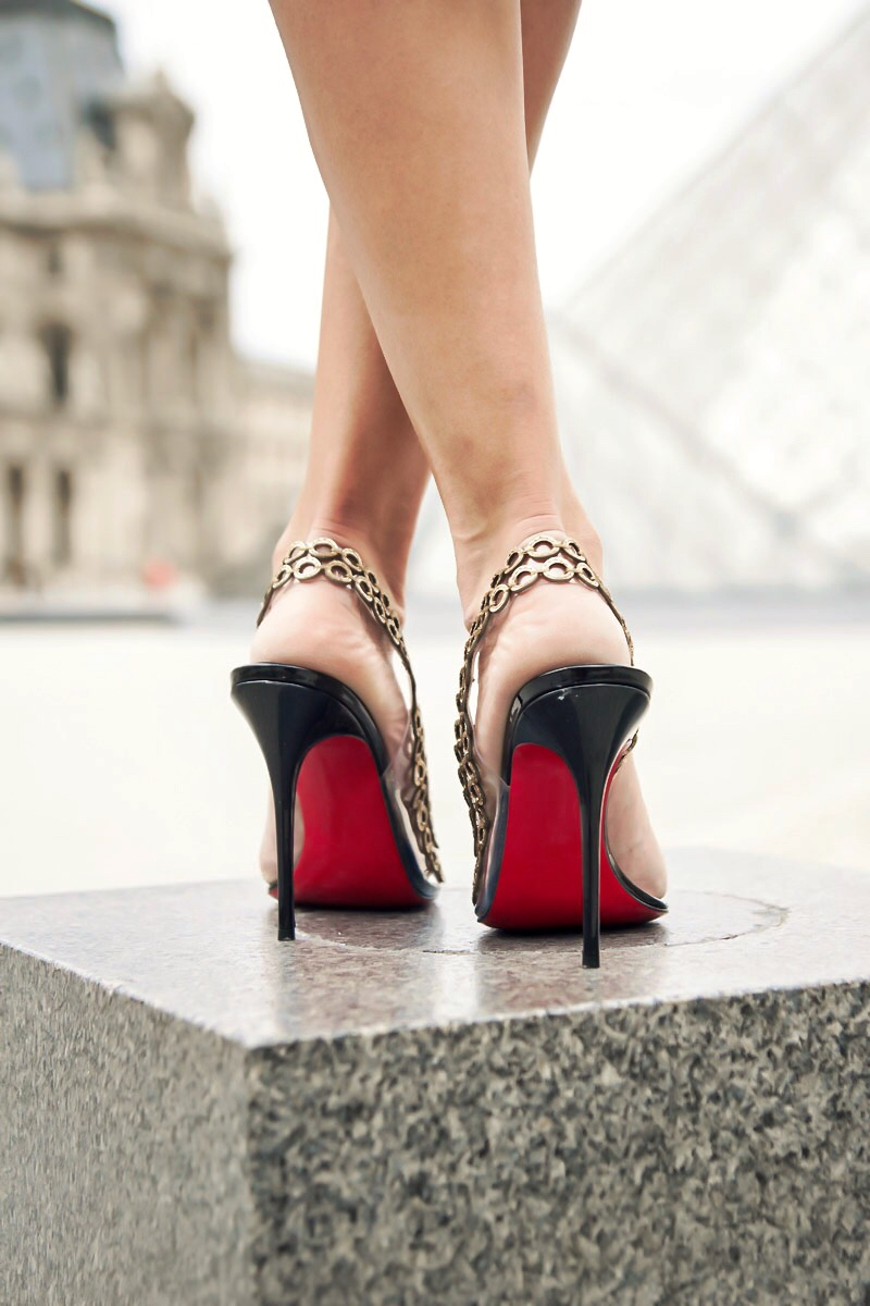 WearWhereWellLouvreLouboutin
