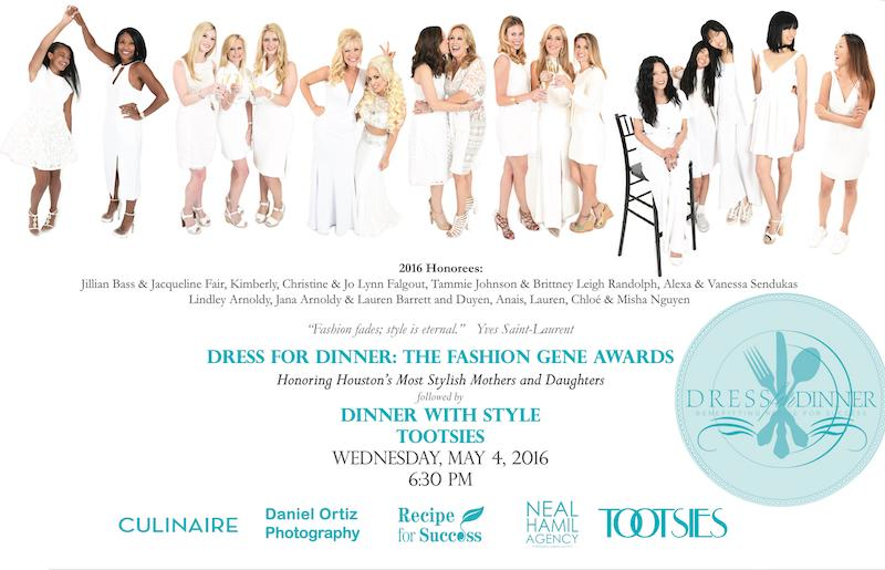 Recipe for Success Fashion Gene Awards