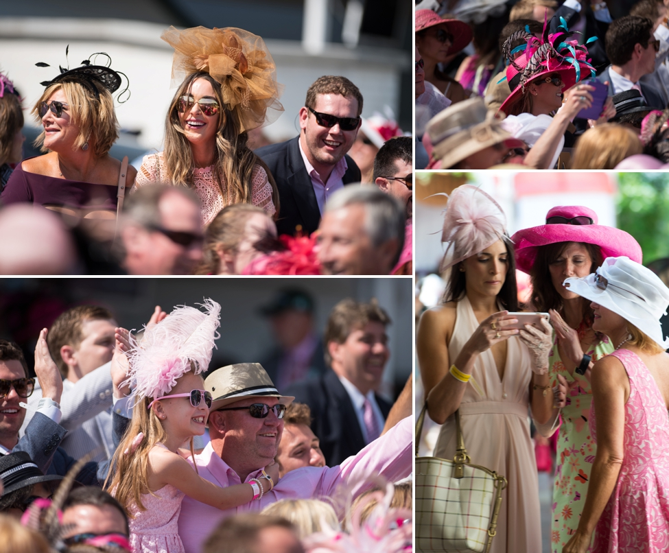 b536c958231de Tell me all about the race itself. The Kentucky Derby ...