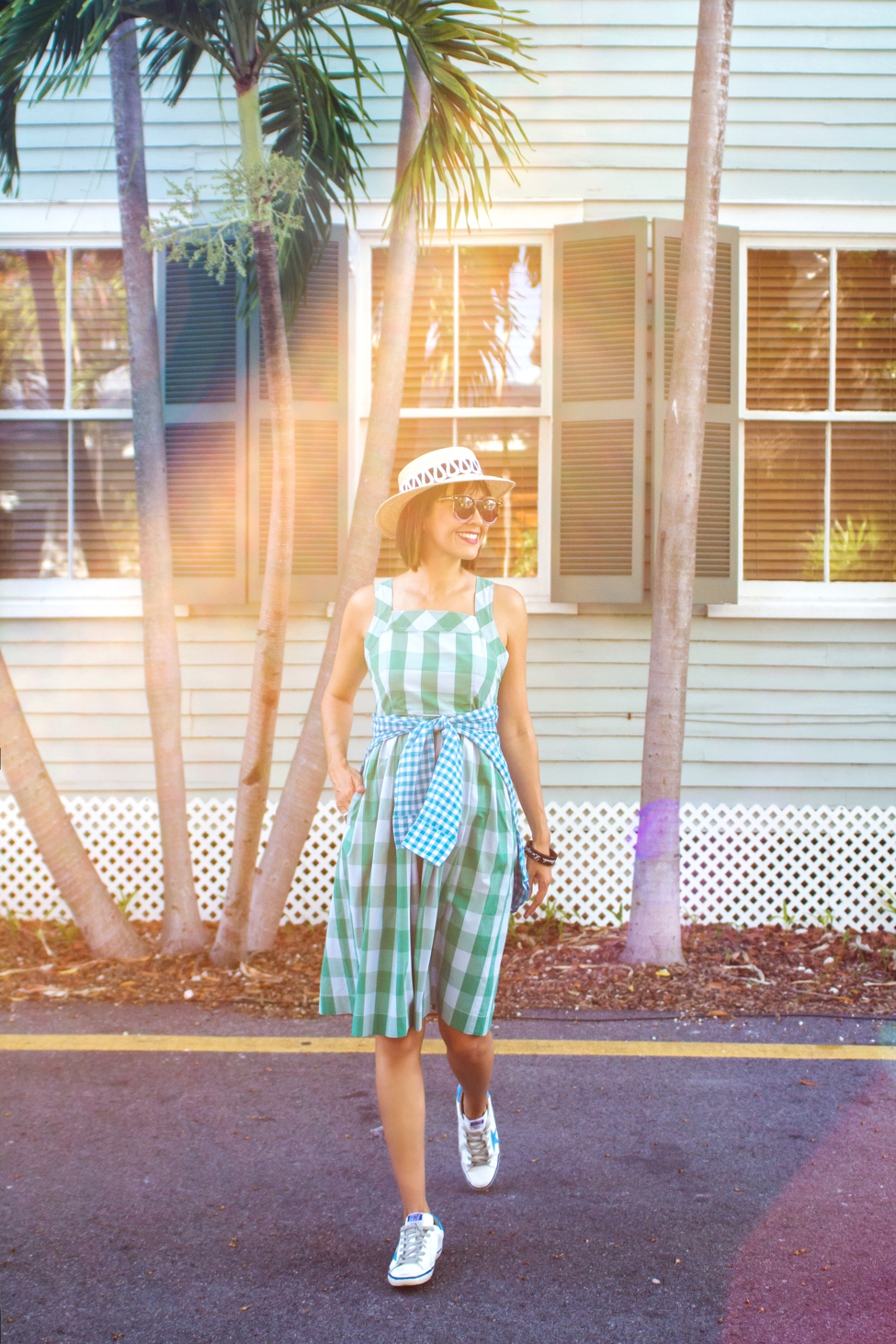 Wear Where Well Gingham on Gingham_0004
