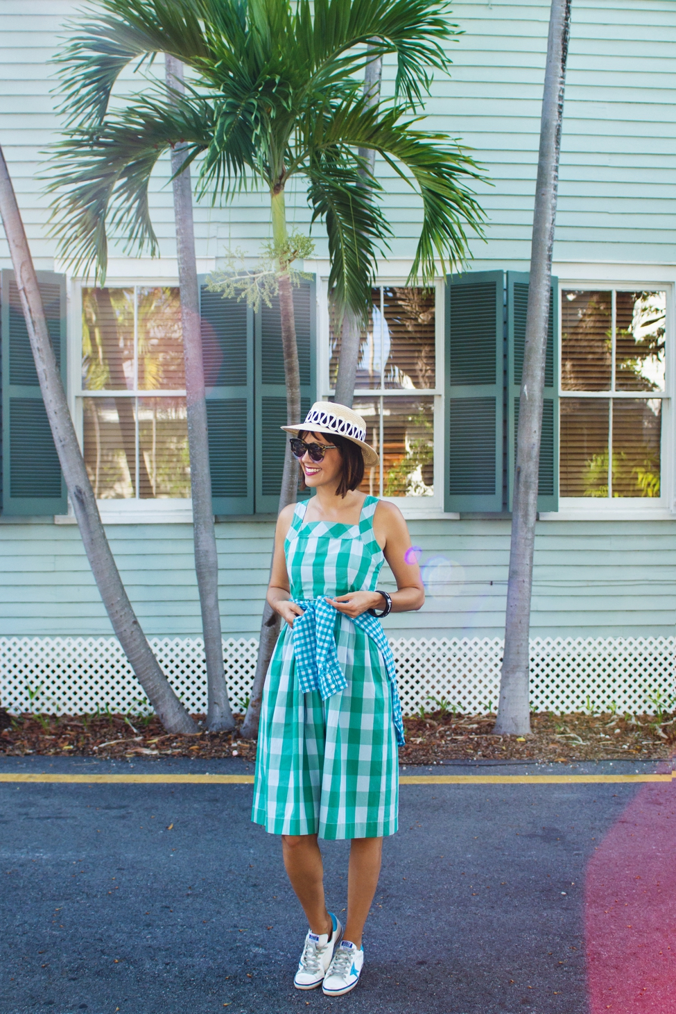 Wear Where Well Gingham on Gingham_0005