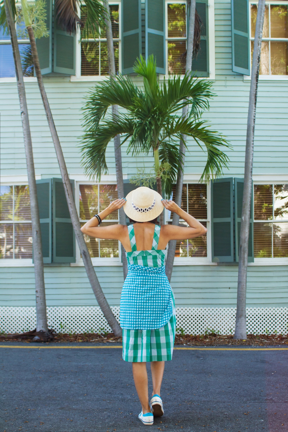 Wear Where Well Gingham on Gingham_0009