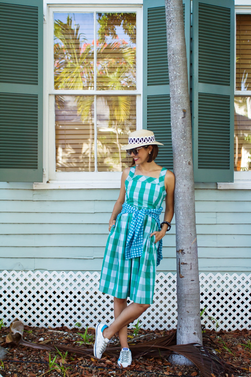 Wear Where Well Gingham on Gingham_0018