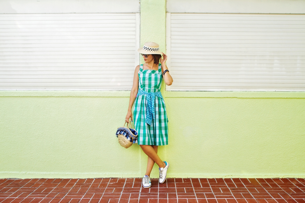 Wear Where Well Gingham on Gingham_0026