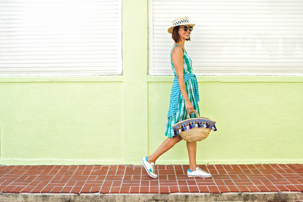 Wear Where Well Gingham on Gingham_0027
