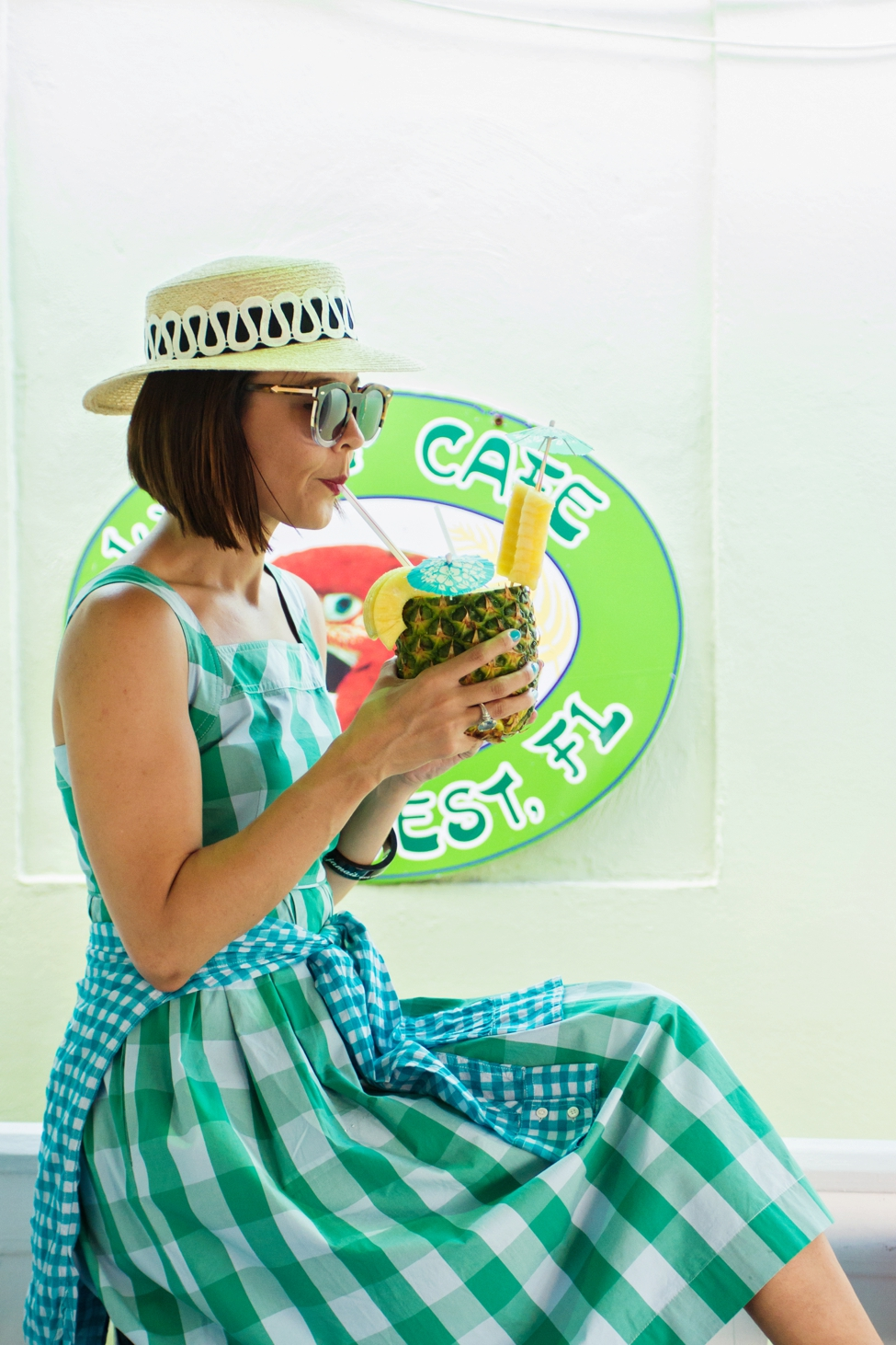 Wear Where Well Gingham on Gingham_0033