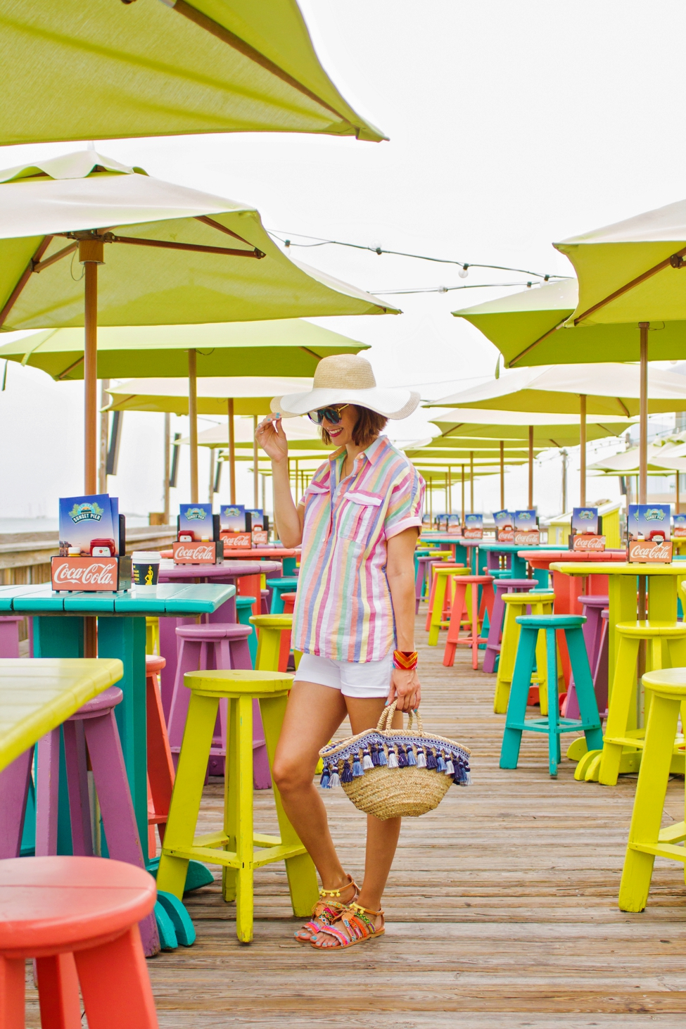 Wear Where Well JCrew Candy Stripe Collection_0004
