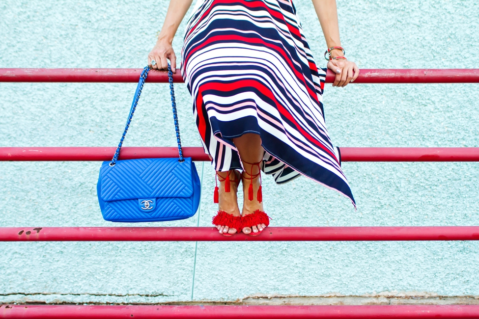 Wear Where Well ModCloth Workwear Red White Blue dress_0008