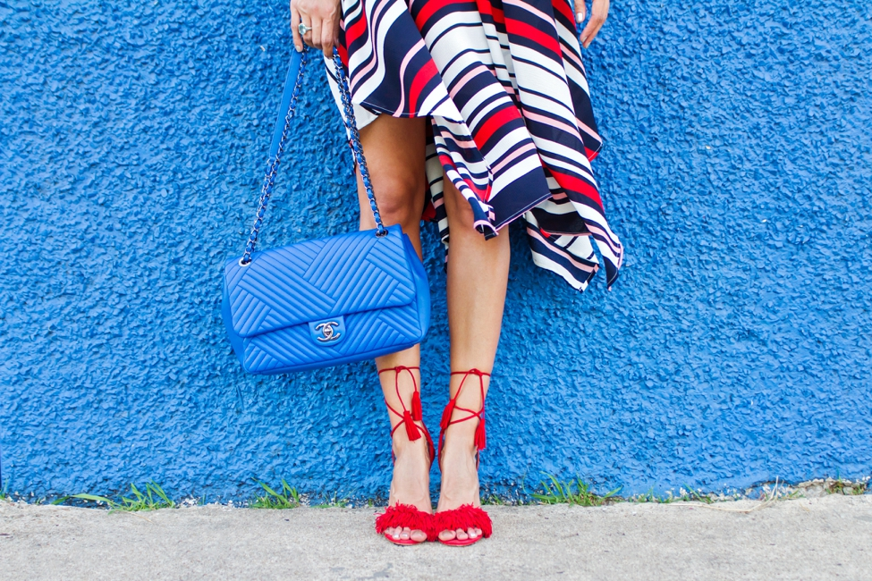 Wear Where Well ModCloth Workwear Red White Blue dress_0018