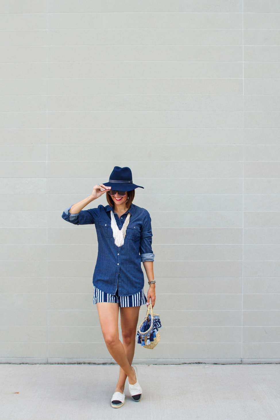 Wear Where Well Rag and Bone 1 Blazer 1 Pair of Shorts 7 looks_0006