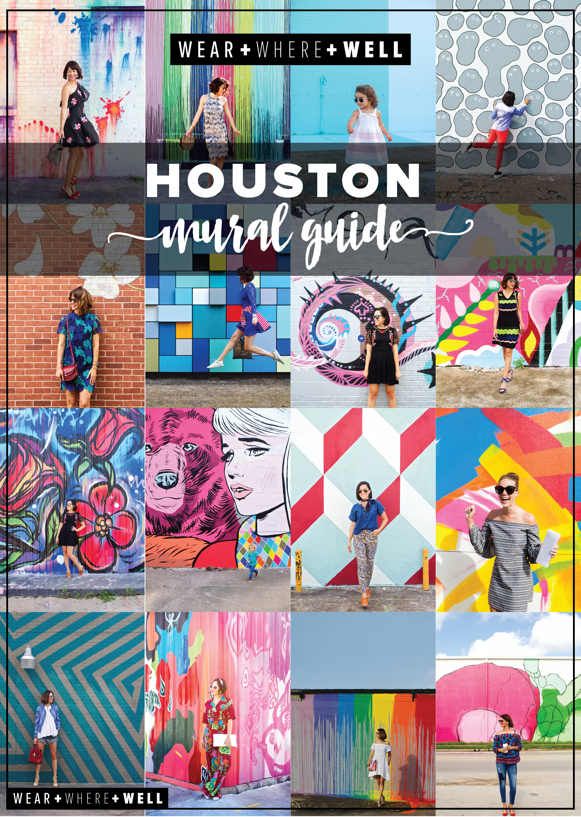 The most comprehensive guide to houston 39 s colorful walls for Mural collage