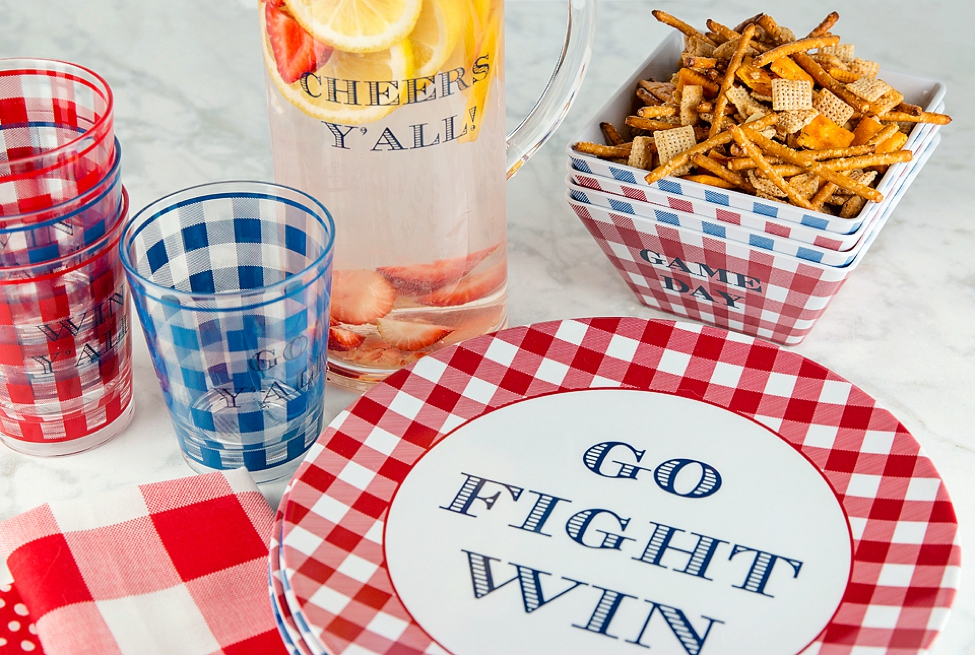 Wear Where Well Football Tailgating Recipes with Draper James_0004