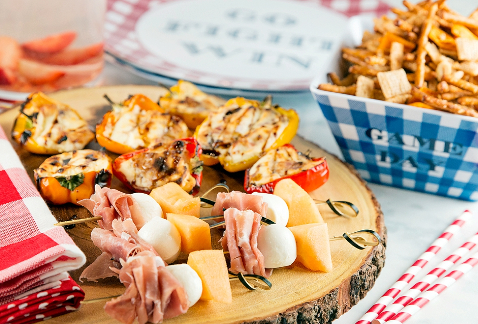 Wear Where Well Football Tailgating Recipes with Draper James_0014
