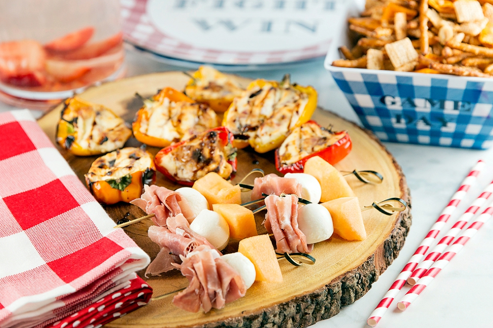 Wear Where Well Football Tailgating Recipes with Draper James_0015