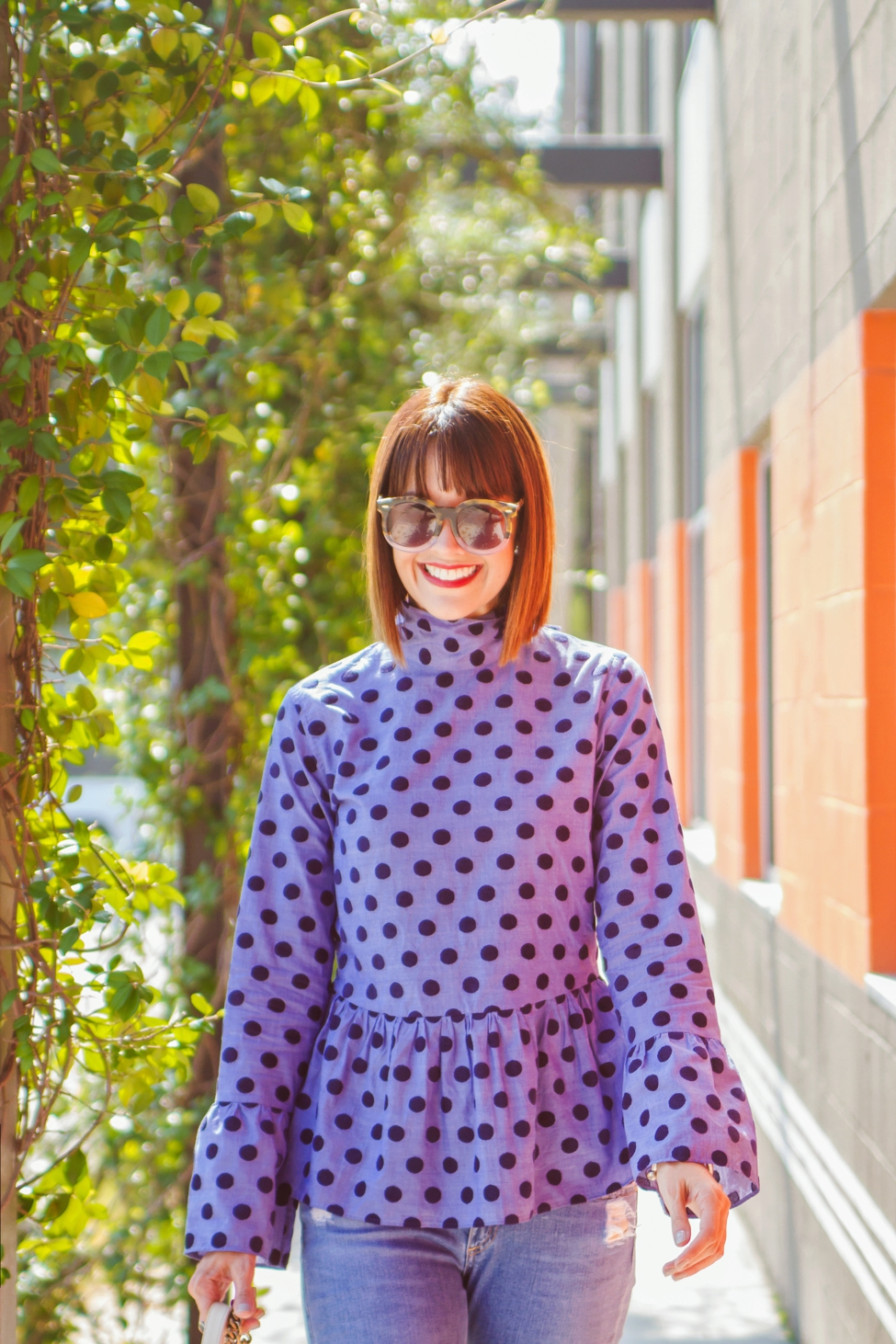 wear-where-well-polka-dot-bell-sleeve-chambray-top_0003