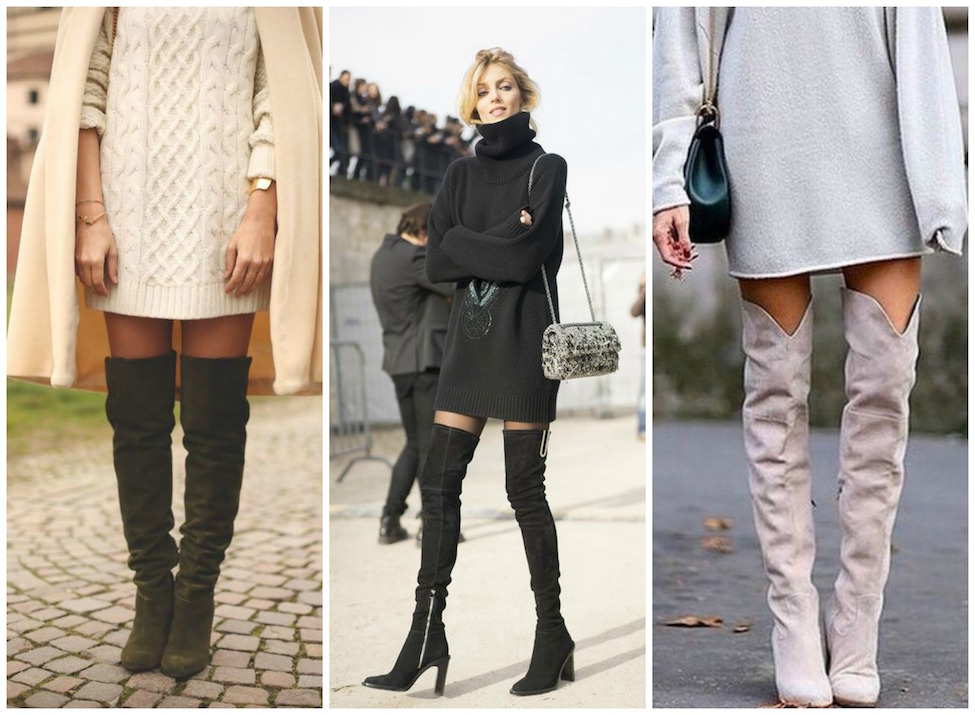 30 Best Over The Knee Boots For Every Budget Carrie Colbert