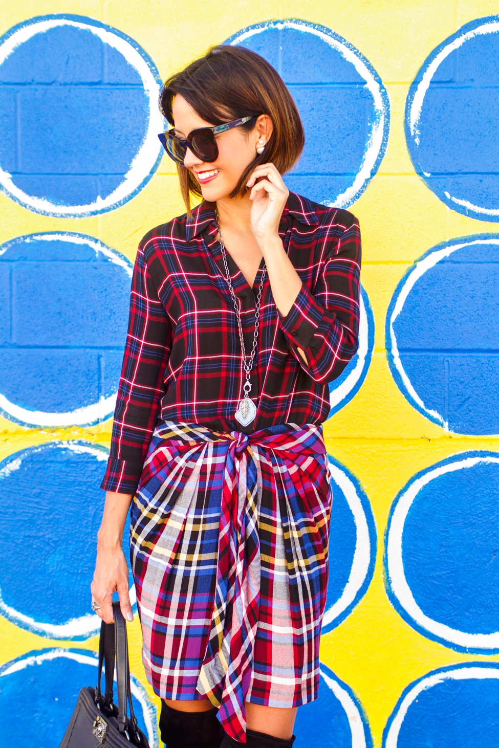 Don't Miss These 5 Tips for Wearing Plaid