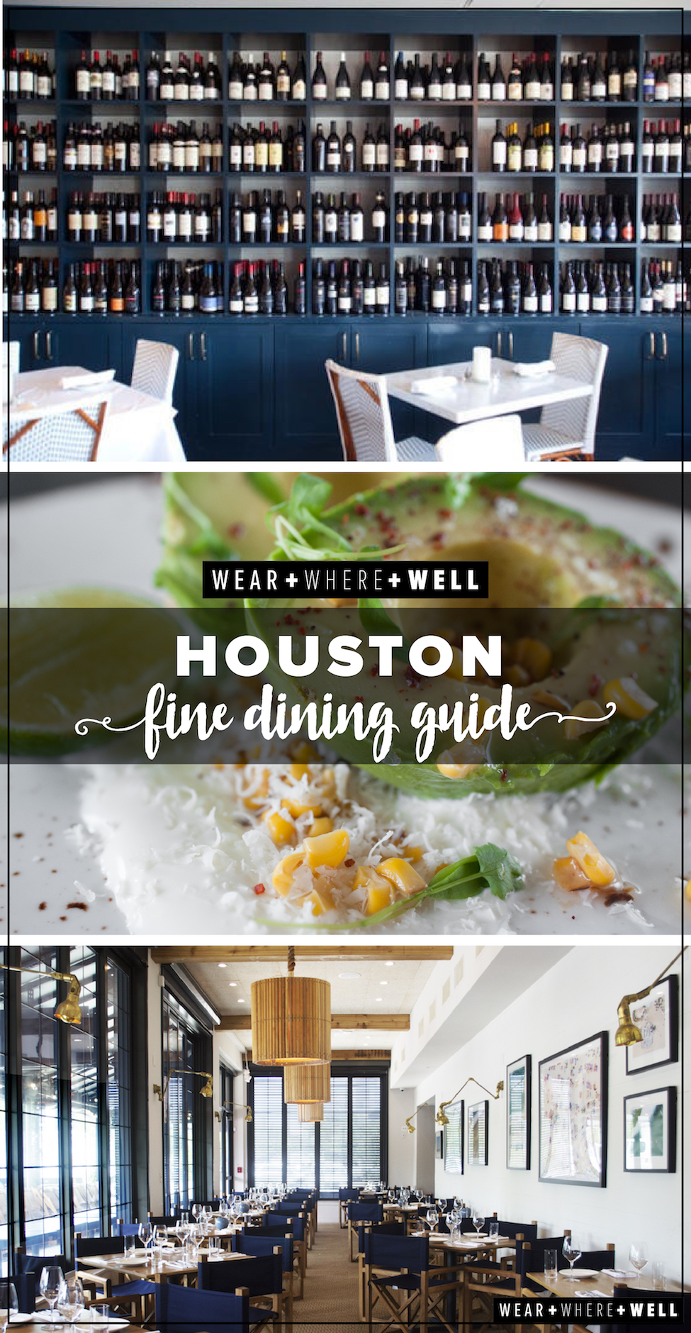 Your Guide To The Best Fine Dining Restaurants In Houston