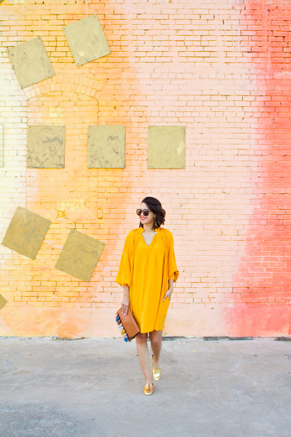 Golden Yellow All About How To Wear The Seasons Hottest Color
