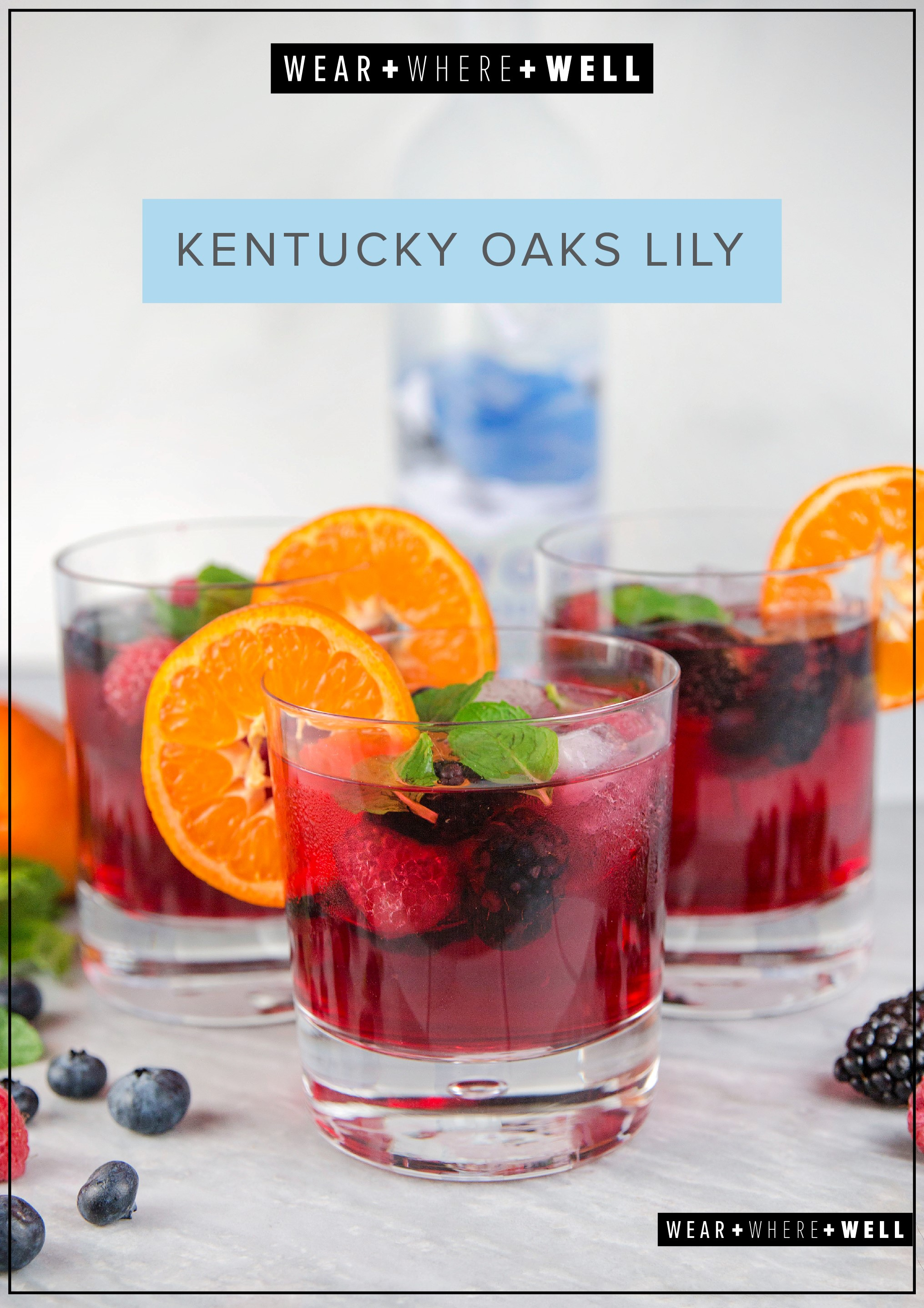 A Kentucky Oaks Lily Recipe to Get You Derby Ready   Carrie Colbert
