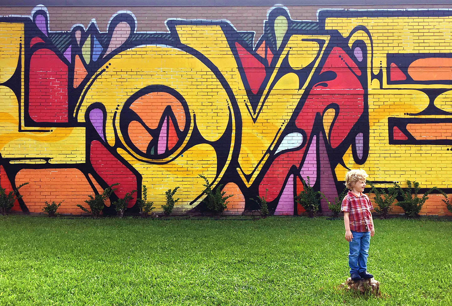 The Most Comprehensive Guide to Houston\'s Colorful Walls - Carrie ...