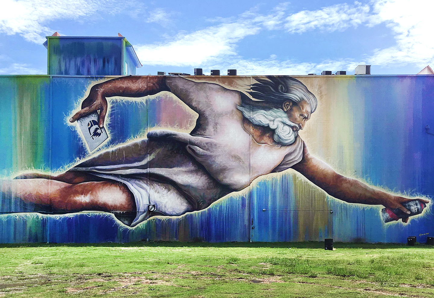 The Most Comprehensive Guide To Houston S Colorful Walls Carrie