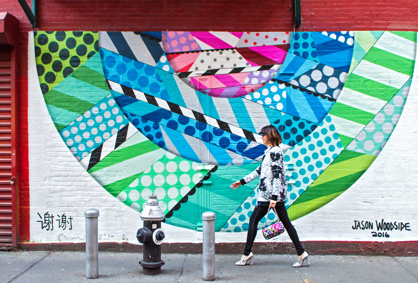 Your Guide to NYCs Best Murals in Soho Nolita Chinatown