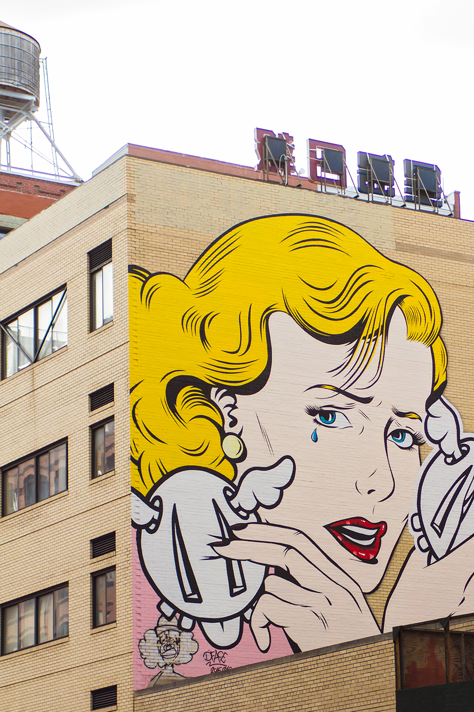 Your Guide to NYC\'s Best Murals in Soho, Nolita, & Chinatown ...