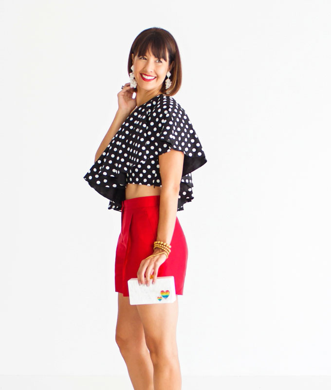5 Dos And 5 Don Ts For Wearing Polka Dots Carrie Colbert