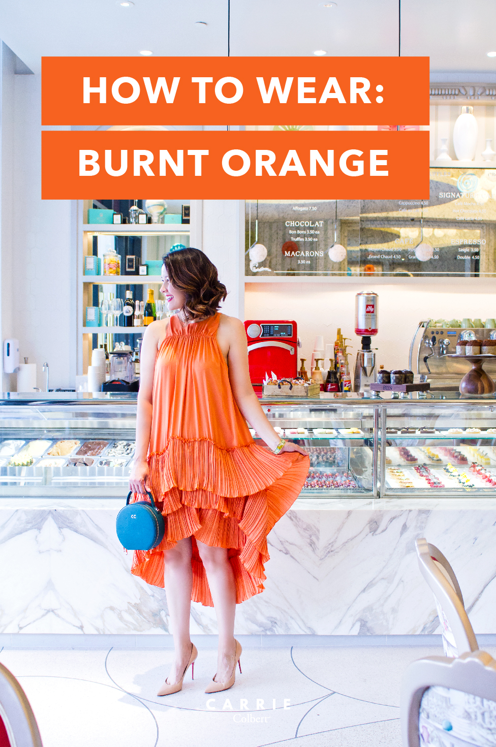 9 Creative Ideas For How To Wear Burnt Orange Carrie Colbert