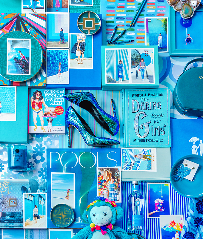 Everything You Need To Know To Wear Turquoise Blue Carrie Colbert